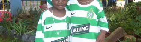 """BHOYS FOR AFRICA"" REQUESTING OLD CELTIC KIT"