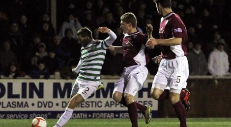 Matthews Strike Seal Victory In Arbroath