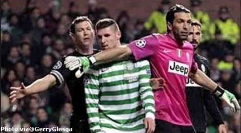 Celtic wrestled out of Europe