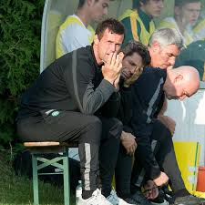 Celtic Diary Saturday July 12: Even The Boss Looks Bored.