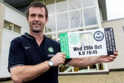 Celtic Diary Tuesday October 28: Four Trophies Up for Grabs.