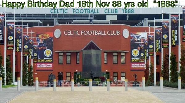 Celtic Diary Tuesday November 18: And The Winner Is....