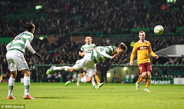 Celtic Diary Thursday January 22: Four Goals ! In One Game !