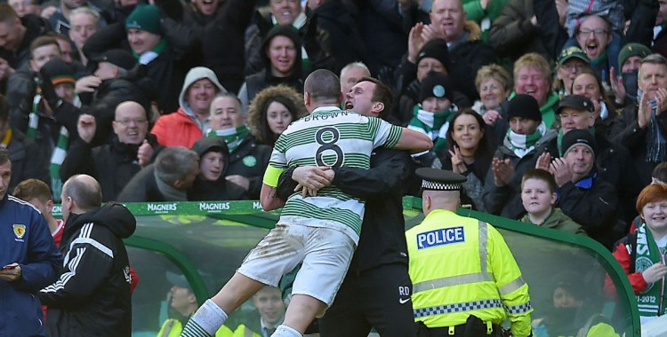 Celtic Diary Monday March 2: More Than A Team ?