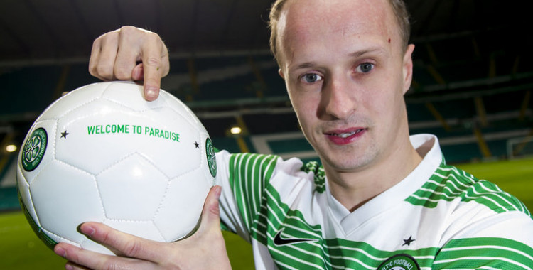 Celtic Diary Monday April 27: Griffiths To Open Sports Shop