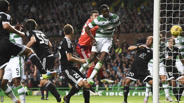 Celtic win but tie in balance