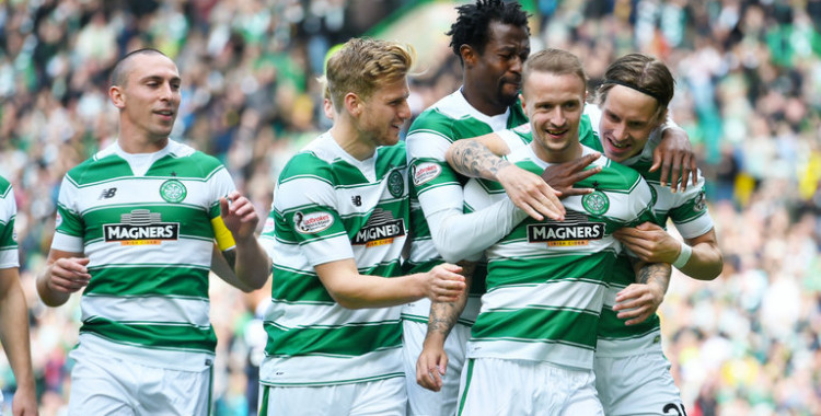 Celtic 2 Ross County 0; Match Report.