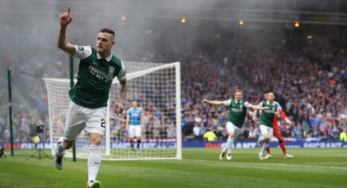 Celtic  Diary Sunday May 22: Well Done, Hibernian!