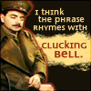 Celtic Diary Thursday August 4: Clucking Bell