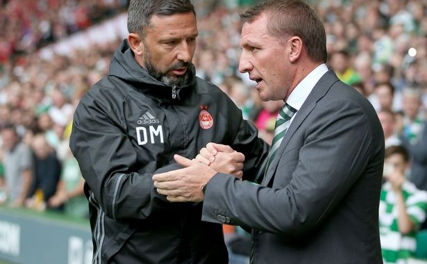 Celtic v Aberdeen : Player Ratings