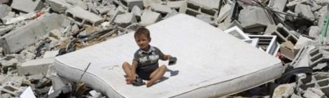 The Moral Dimension: Palestine
