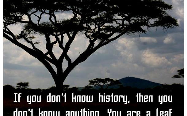 If Ye Ken Yer History