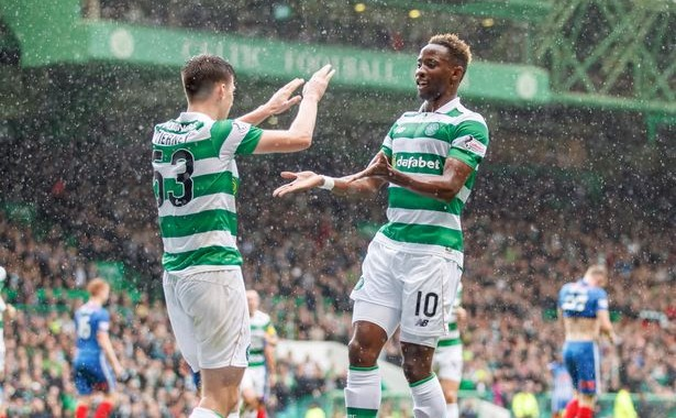 Celtic v Kilmarnock -Player Ratings