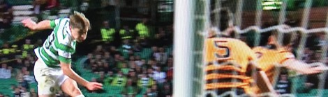 Celtic vs Alloa - Player Ratings
