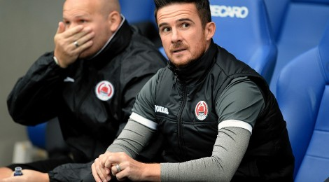 EXCLUSIVE: Barry Ferguson Resignation Letter
