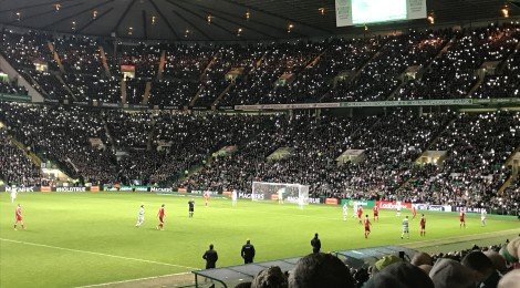Celtic v Aberdeen -  Ratings