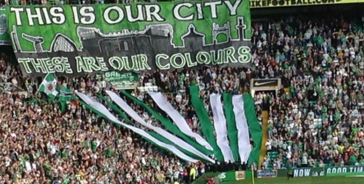 Celtic Diary Sunday April 23: Treble Yell