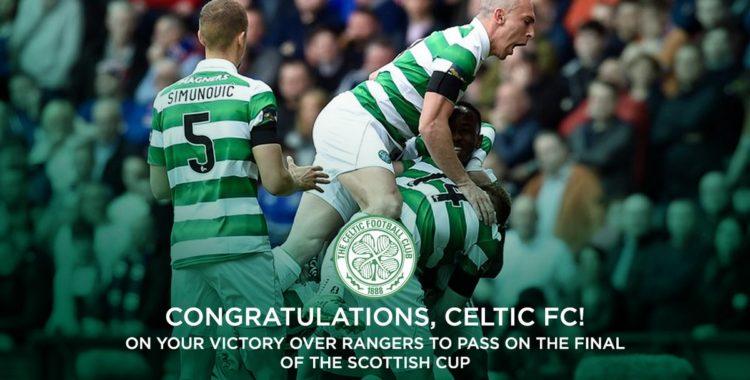 Celtic Diary Tuesday April 25: So Easy Really.