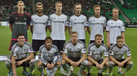 So Tell Us About Rosenborg