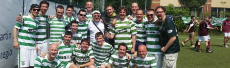All Hail The Italian Celtic Supporters Club