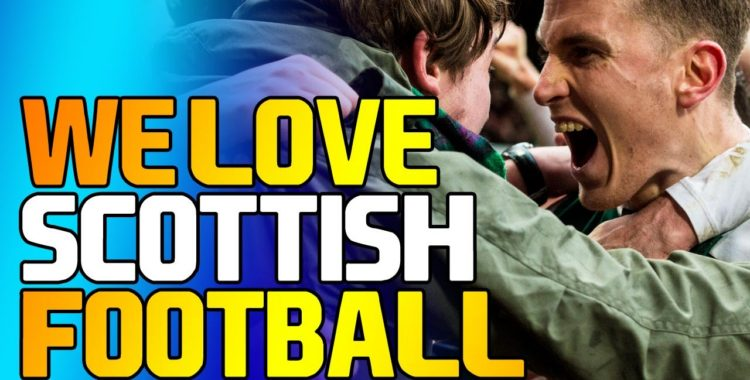 Celtic Diary Sunday August 13: You've Got To Love Scottish Football