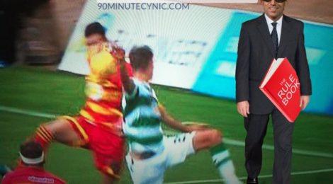 Celtic Diary Wednesday September 20: McCann Takes Swipe At Celtic Fans