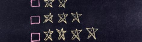 ticking 5 stars