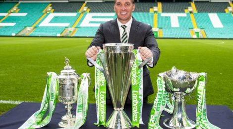 Celtic Diary Saturday October 21; Back to Back Trebles..