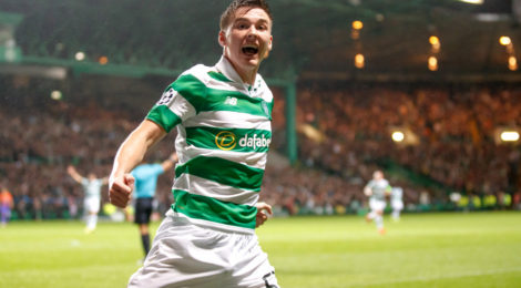 Celtic Diary Tuesday October 31:  Unambitious Defender Tied Down