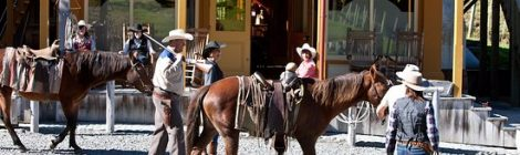 Celtic Diary Monday July 16: A Busy Week At The Ranch