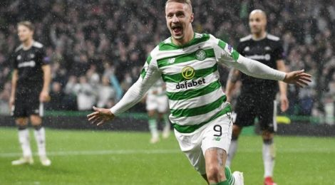 Celtic Diary Friday September 21: Griffiths Shows What He Can Do