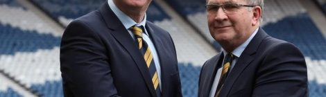 Celtic Diary Friday October 12: McLeish Symbolises SFA Ineptitude