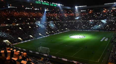 Celtic Diary Thursday February 14: Lights..Music...Action