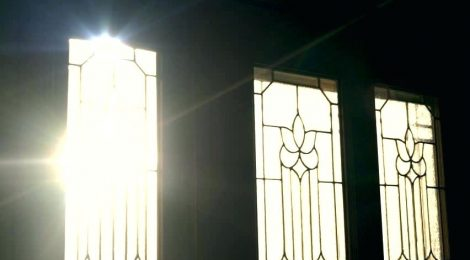 Celtic Diary Tuesday January 8: Window Making The Room More Cheerful