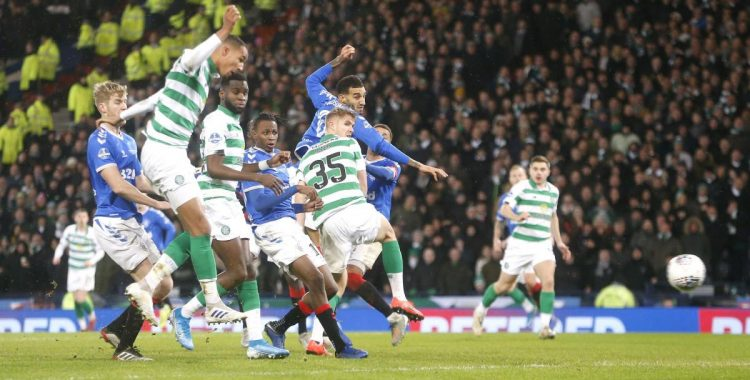 Celtic 10:0 The Rest
