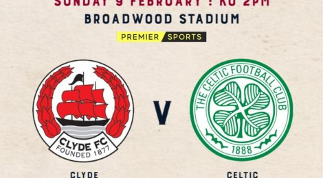 Clyde v Celtic Match Preview: Let's Avoid The Recurring Nightmare