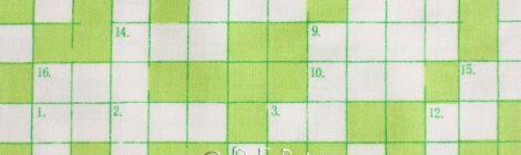 The eTIMs Crossword : Number 2