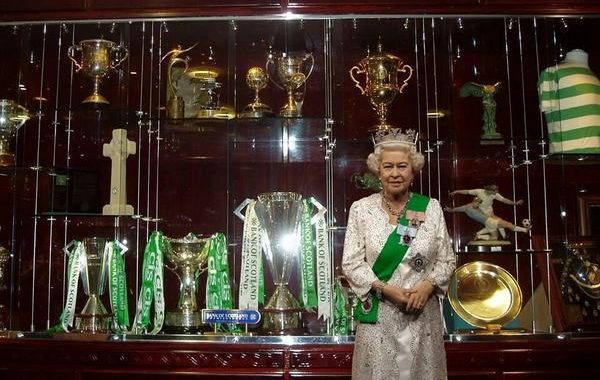 Celtic Diary Sunday April 5: Ladies and Gentlemen...The Queen